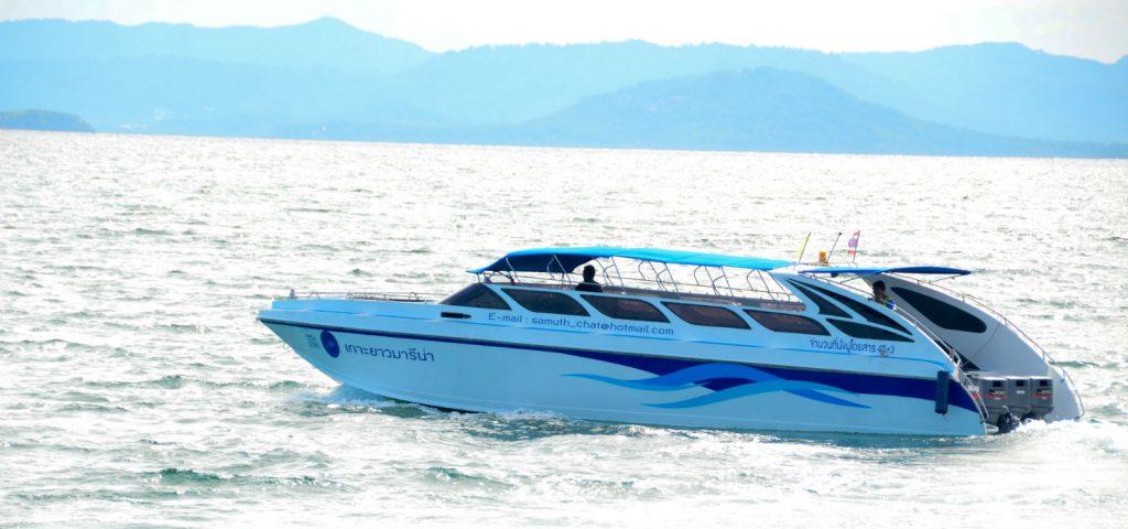 koh yao speedboat transfer