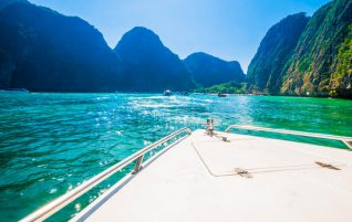 Phi Phi island tour from Koh Yao