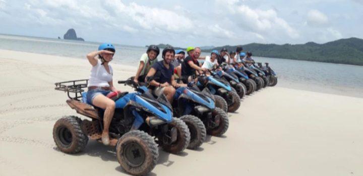 Koh Yao ATV Tour