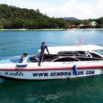 Koh yao speed boat